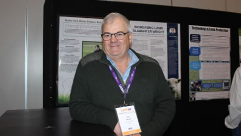 Pingelly woolgrower and WA representative on the WoolPoll 2018 panel John Hassell has labelled as